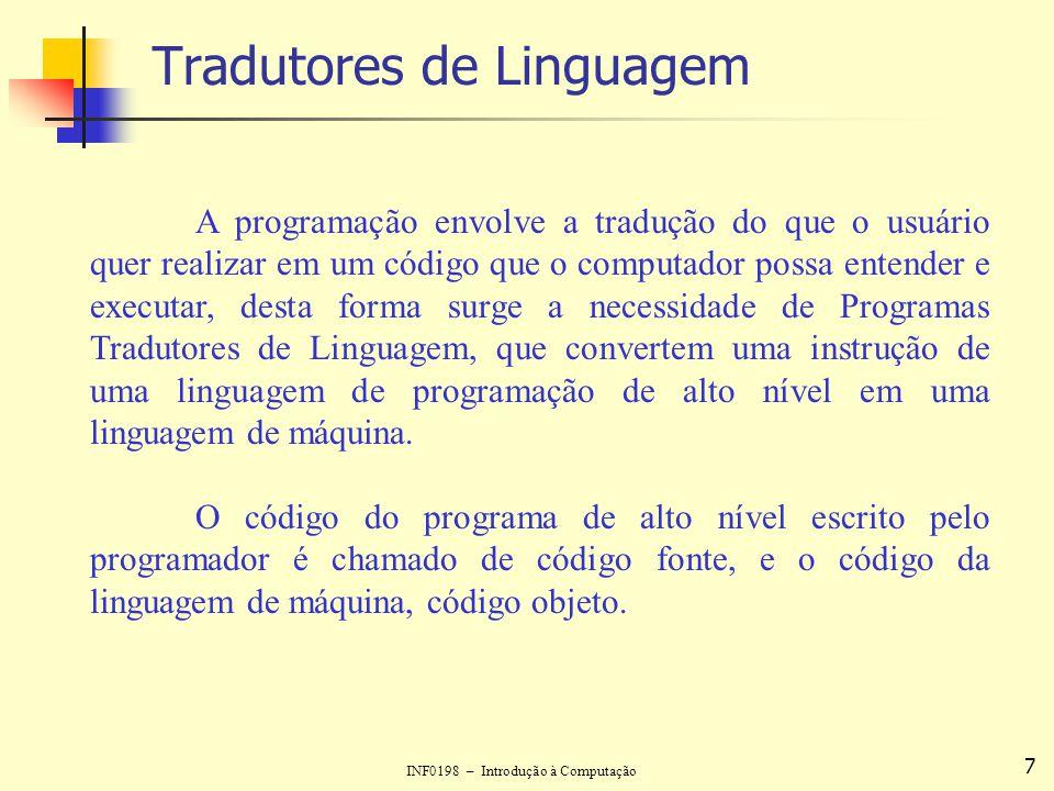 Tradutores de Linguagem
