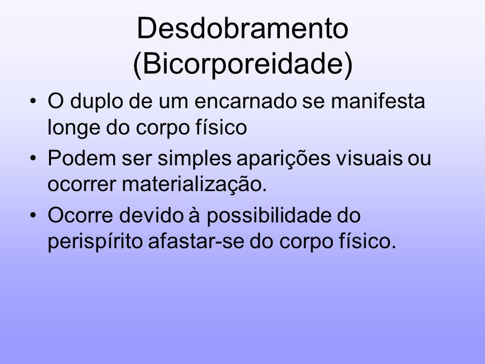 Desdobramento (Bicorporeidade)