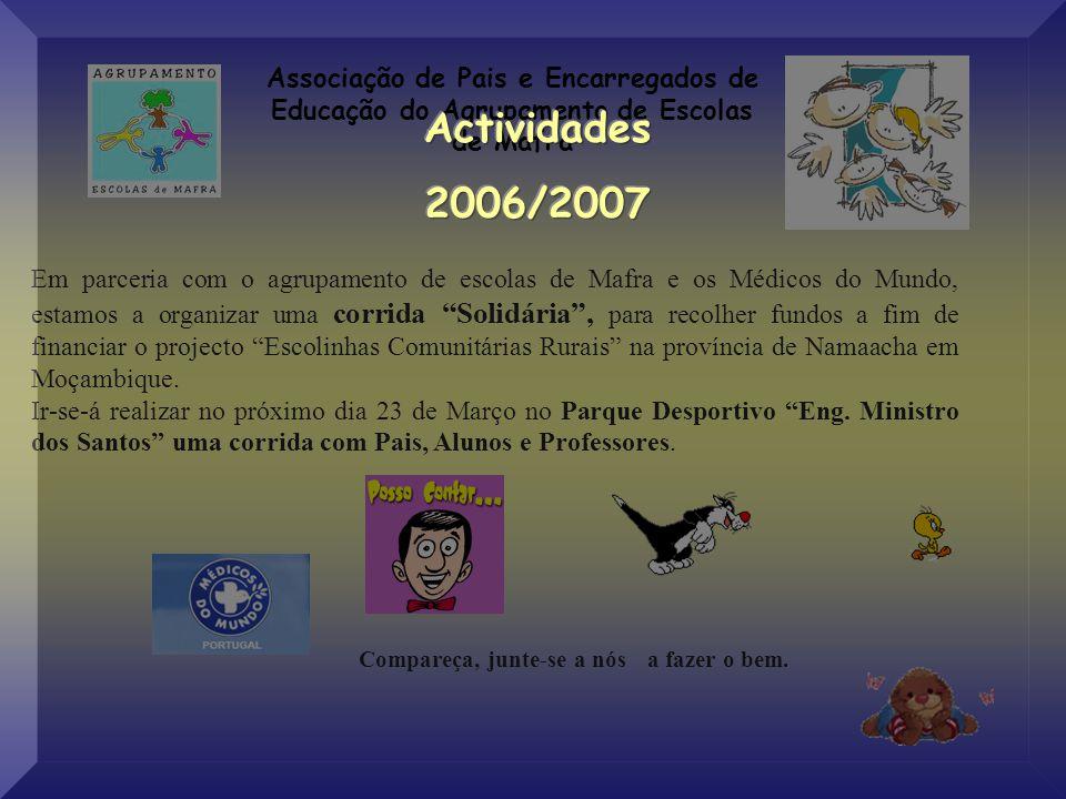 Associação de Pais e Encarregados de Educação do Agrupamento de Escolas de Mafra