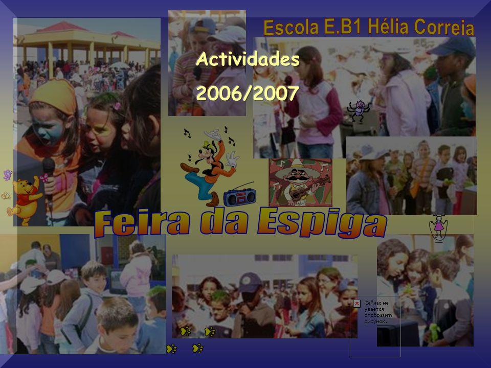Escola E.B1 Hélia Correia