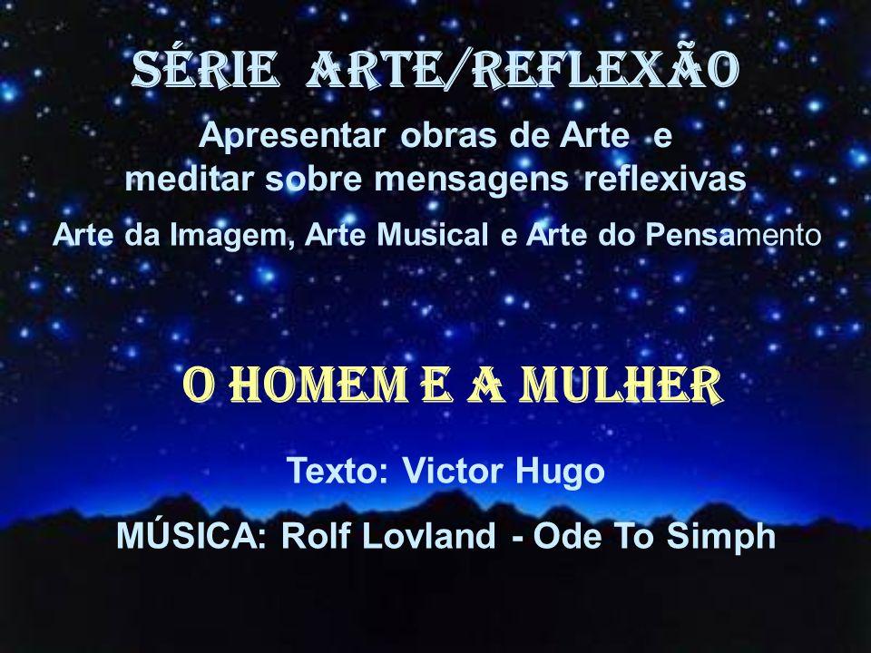 meditar sobre mensagens reflexivas MÚSICA: Rolf Lovland - Ode To Simph