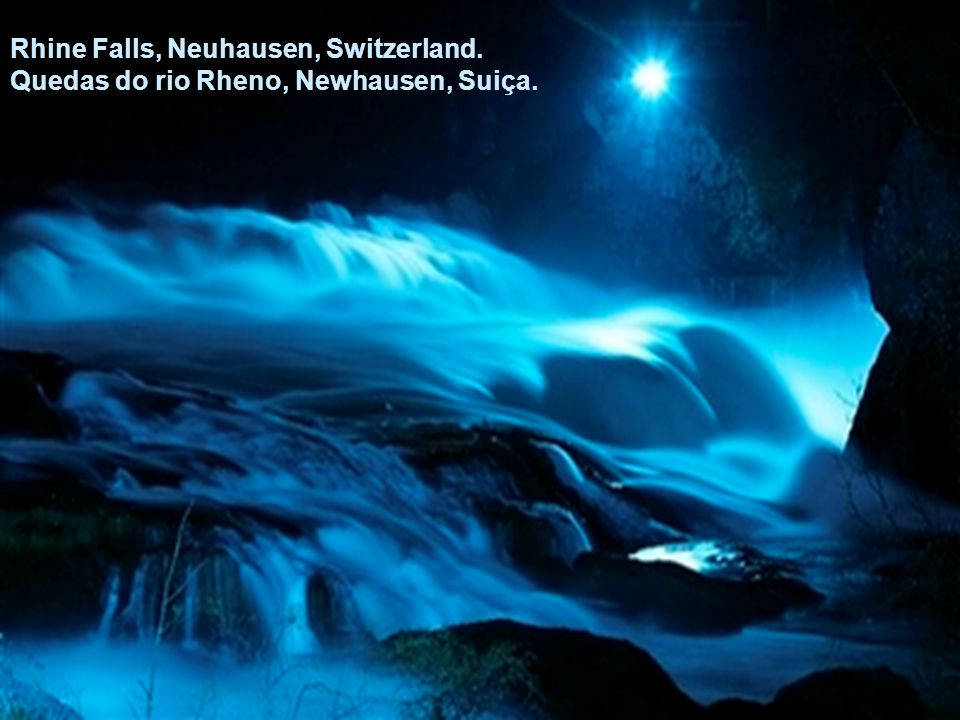 Rhine Falls, Neuhausen, Switzerland