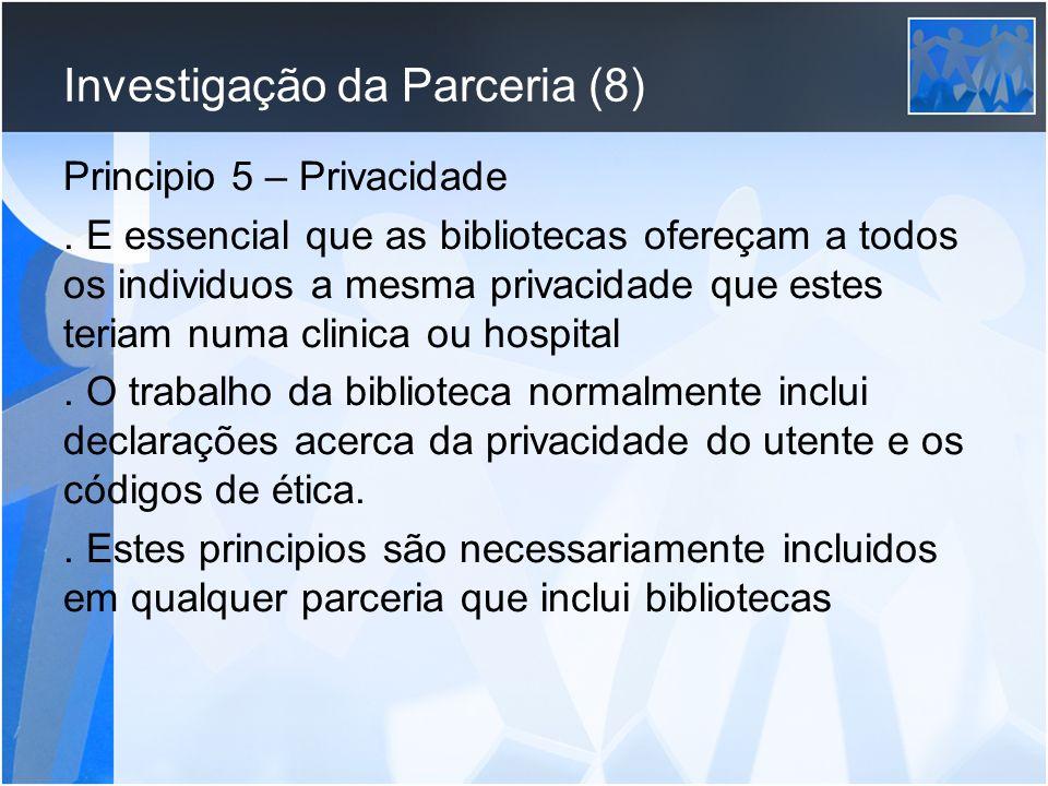 Investigação da Parceria (8)