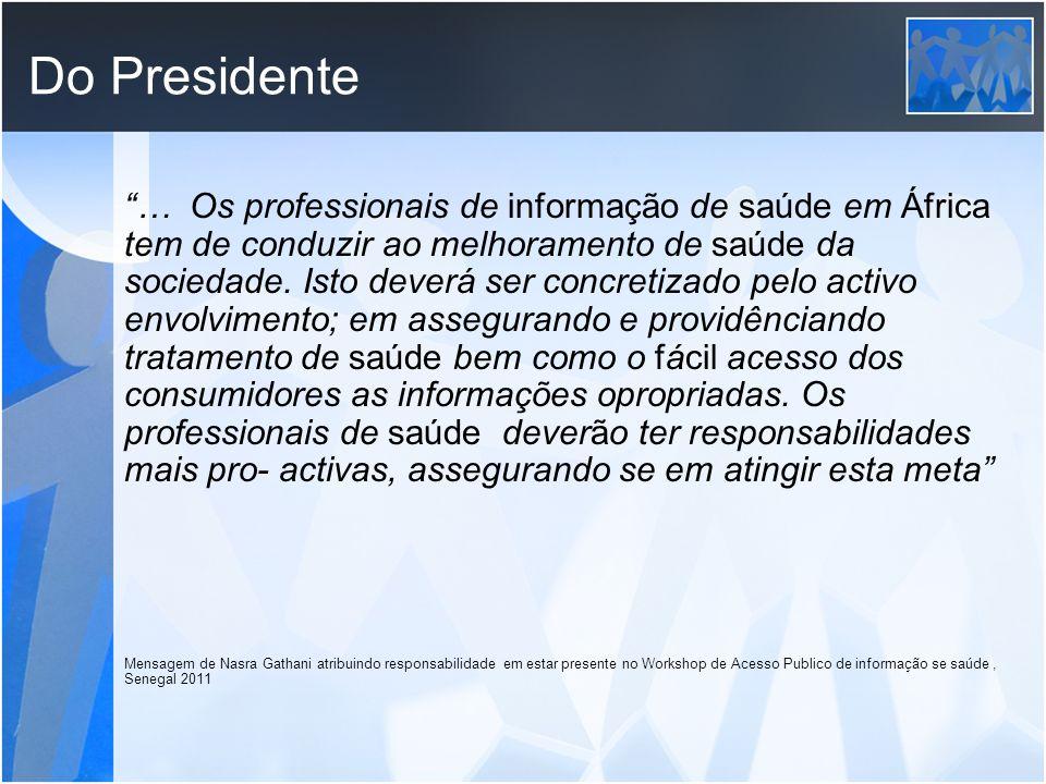 Do Presidente