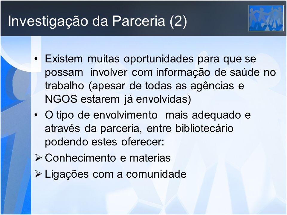 Investigação da Parceria (2)
