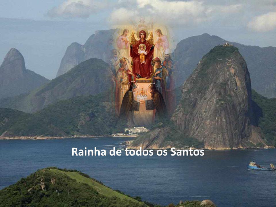 Rainha de todos os Santos