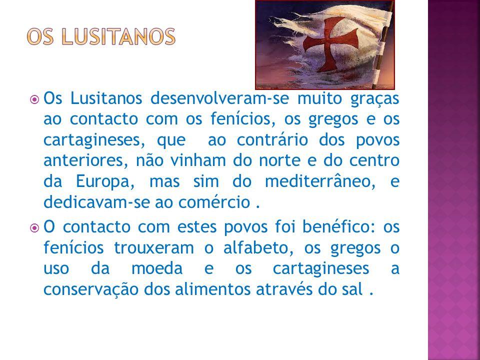 Os lusitanos