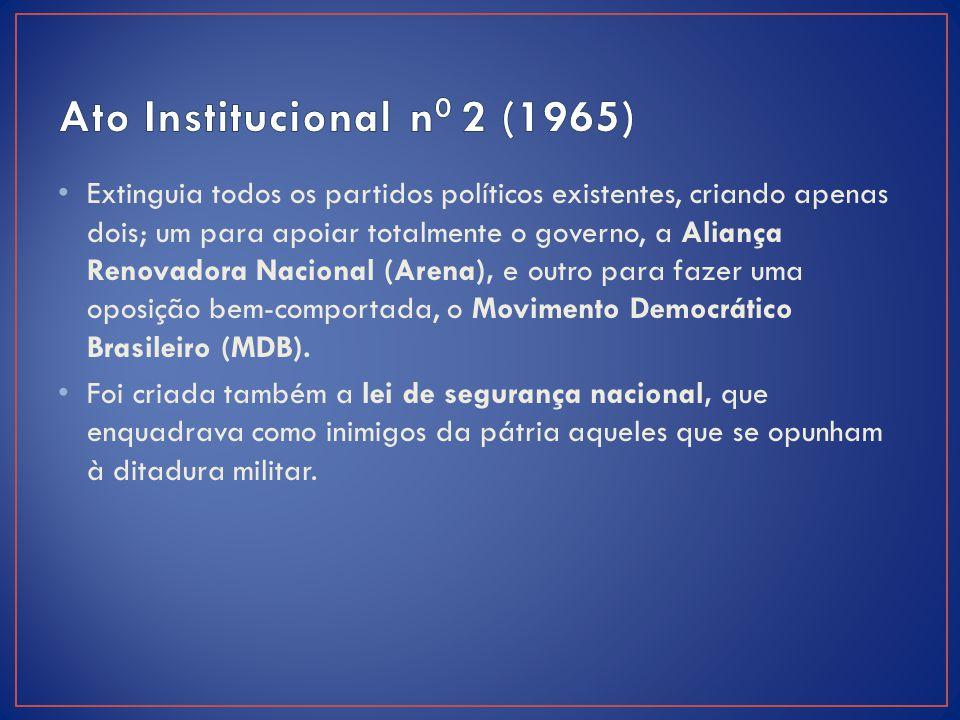 Ato Institucional n0 2 (1965)