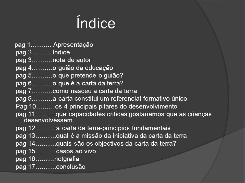 Índice pag 2……….índice pag 3……….nota de autor