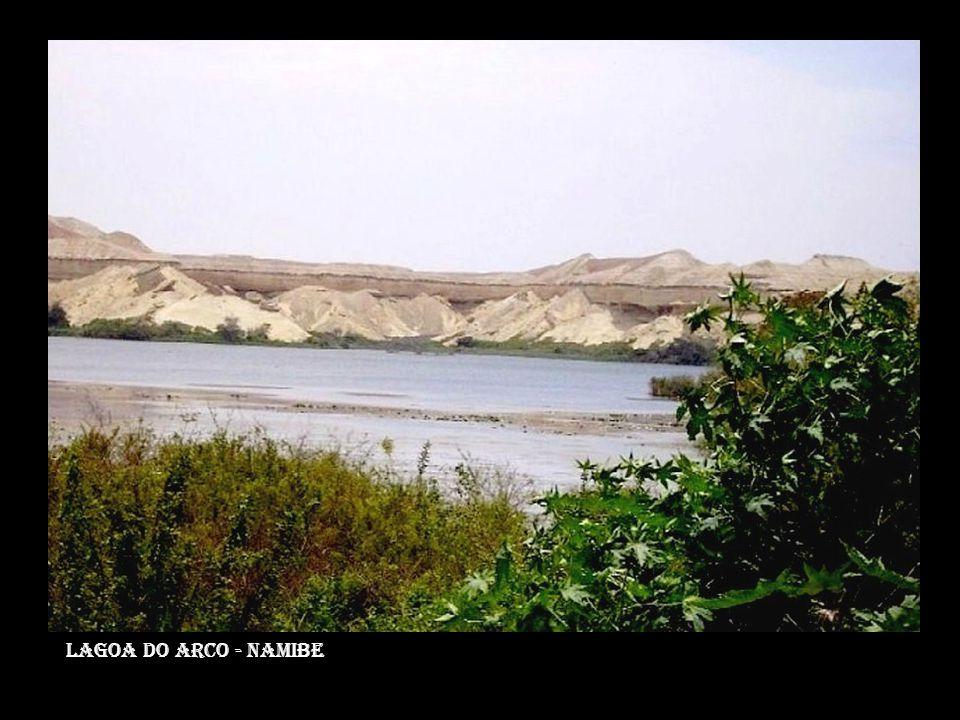 Lagoa do arco - namibe