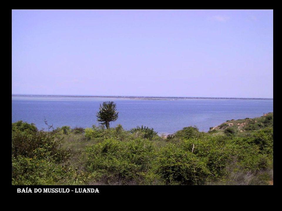 Baía do mussulo - luanda