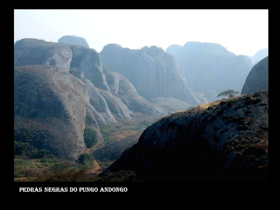 Pedras negras do pungo andongo