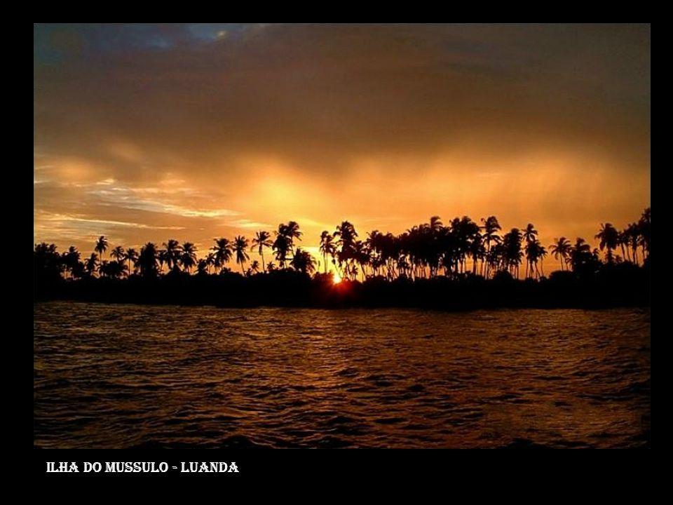 Ilha do mussulo - luanda