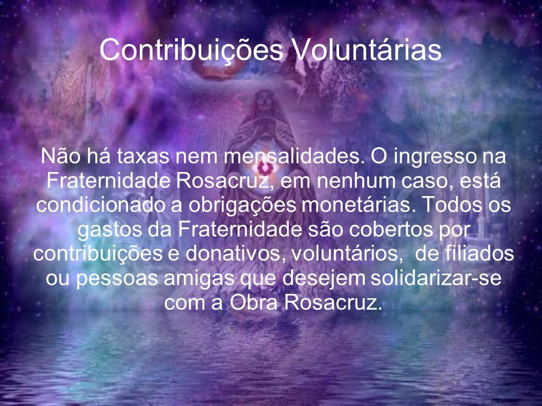 Contribuições Voluntárias