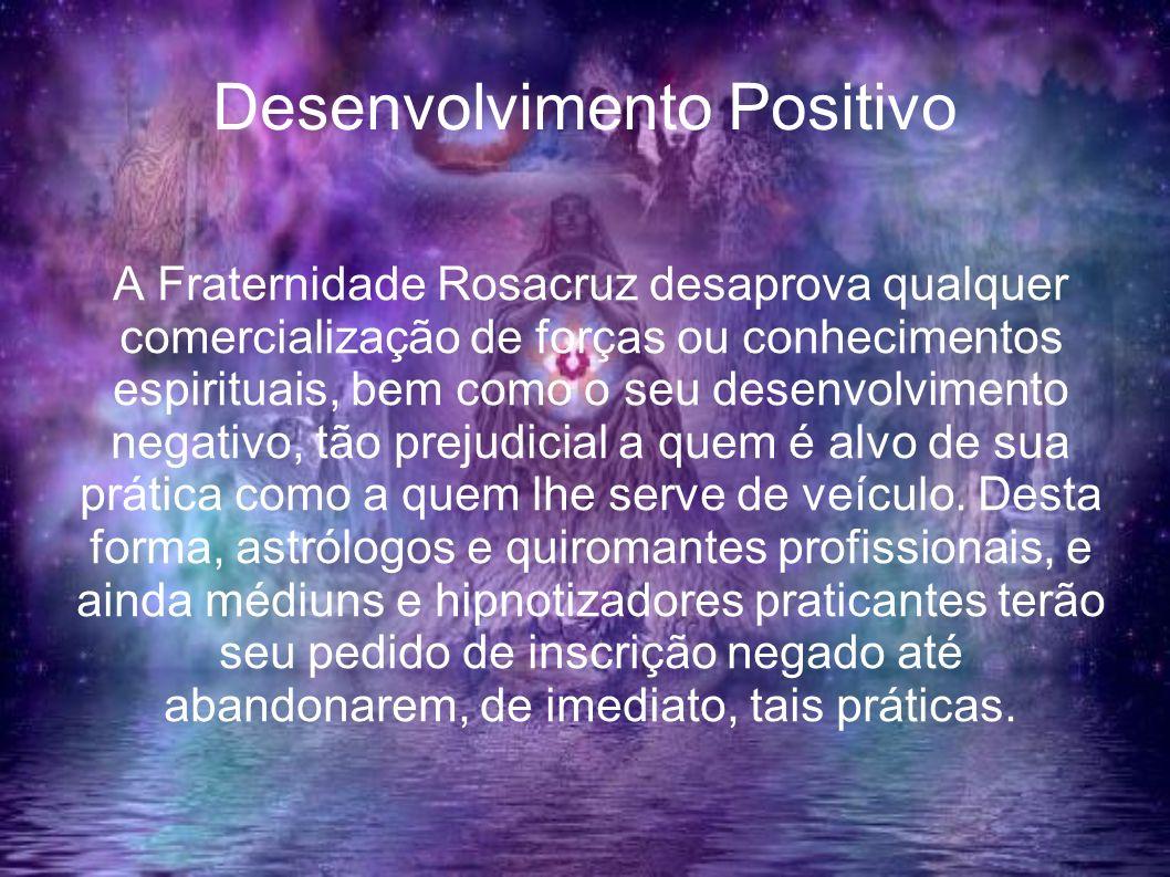 Desenvolvimento Positivo