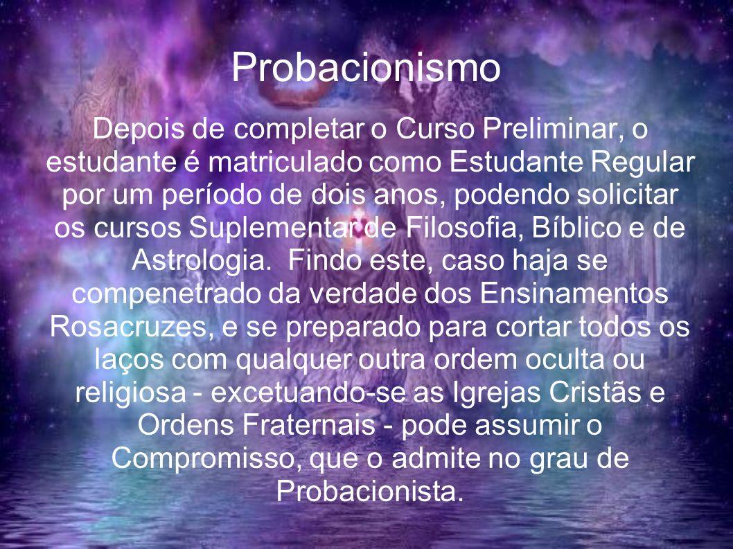 Probacionismo