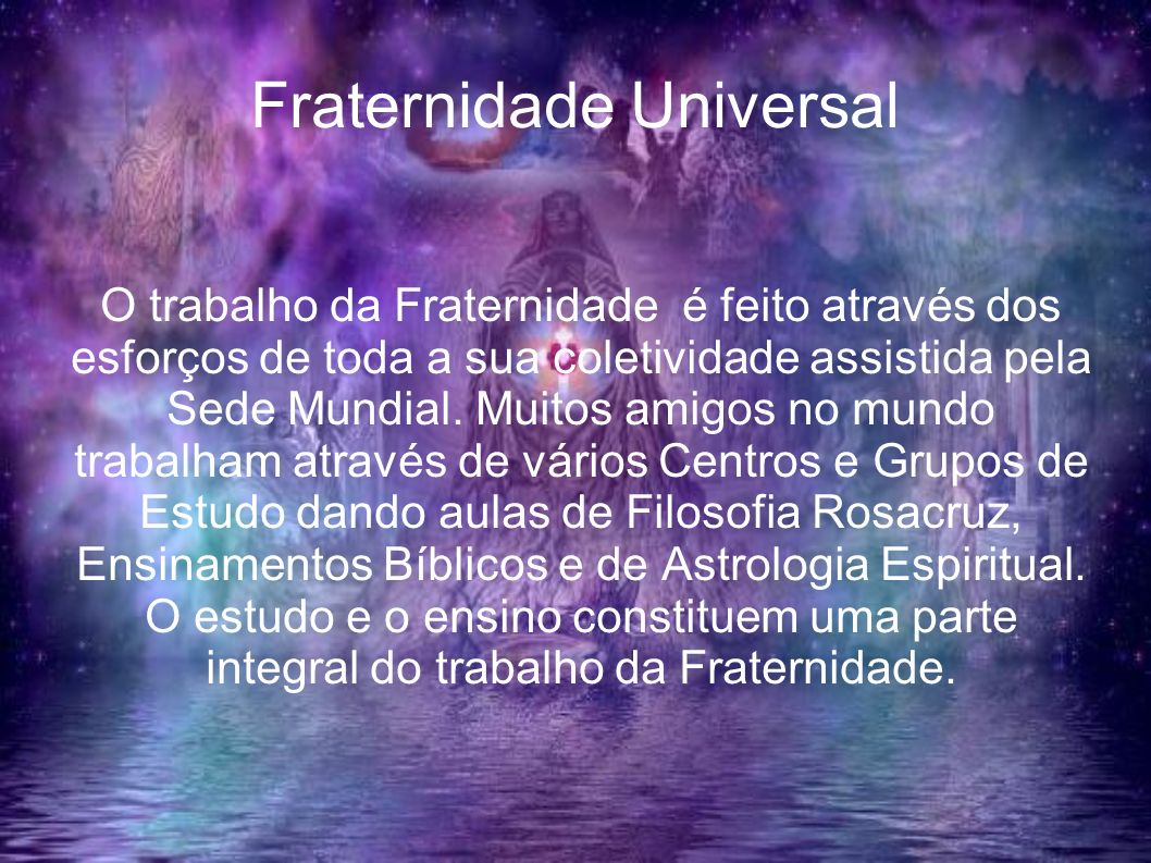 Fraternidade Universal