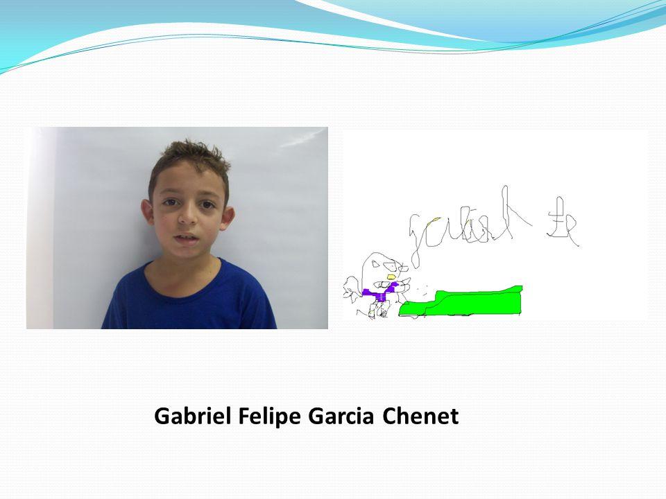Gabriel Felipe Garcia Chenet