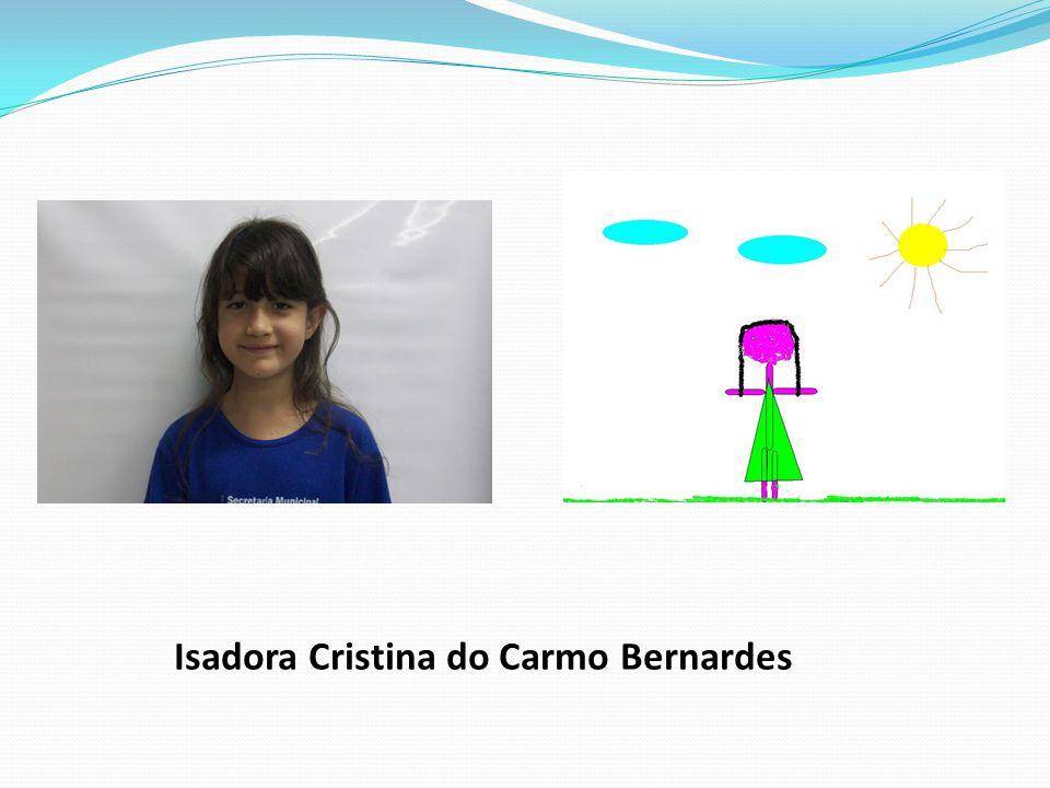 Isadora Cristina do Carmo Bernardes