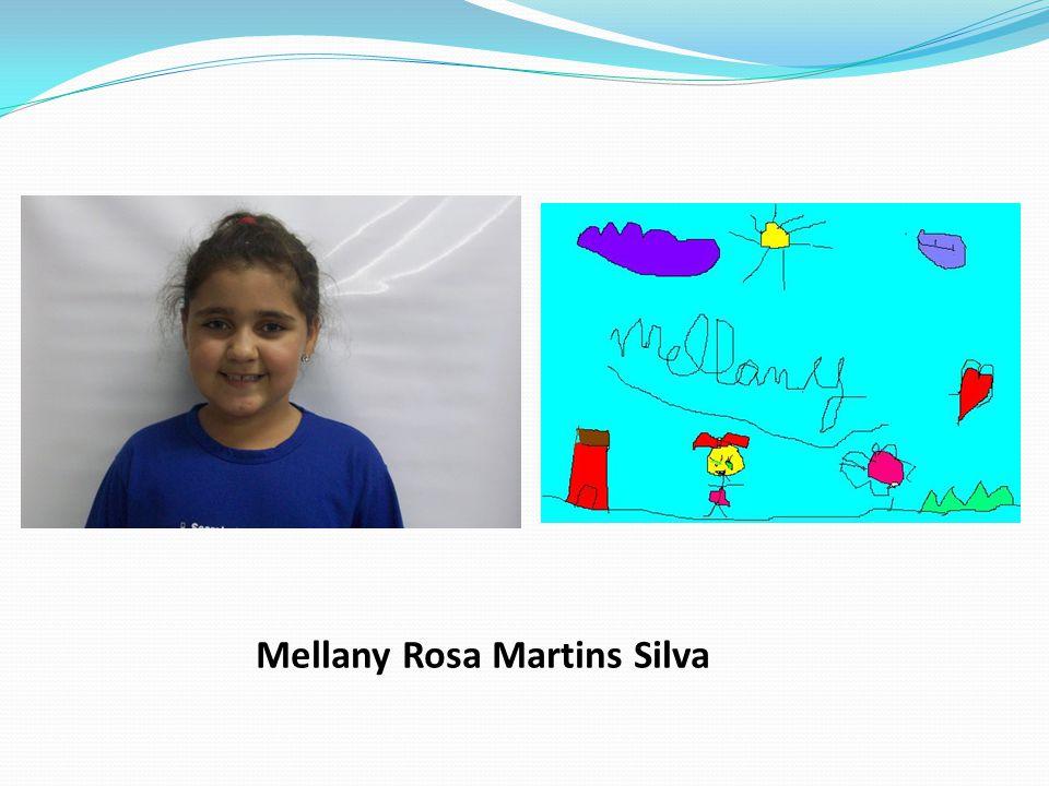Mellany Rosa Martins Silva