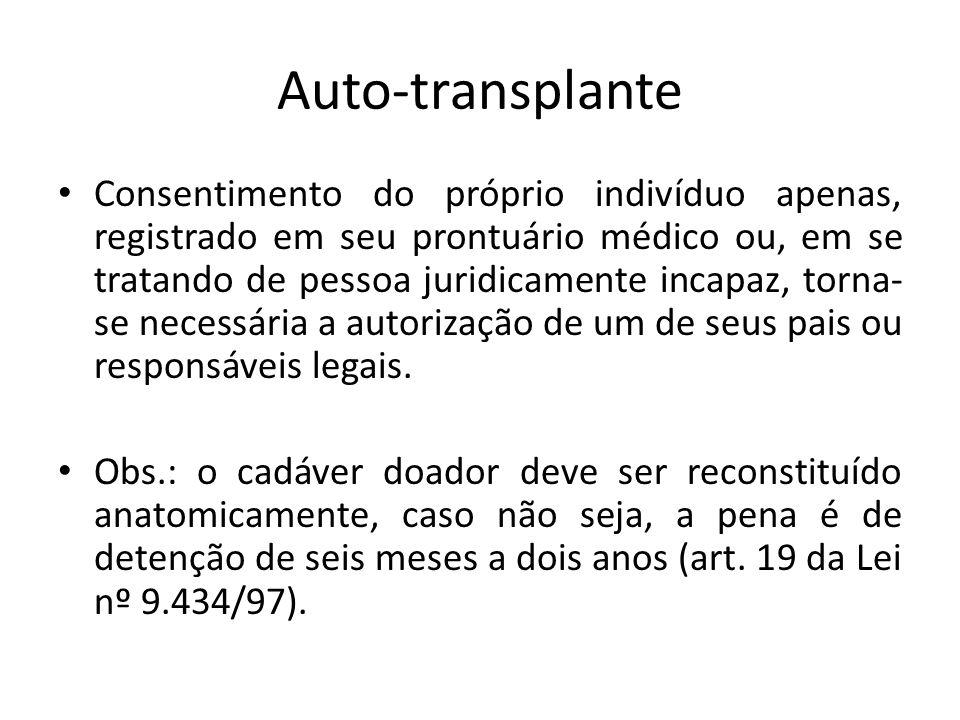 Auto-transplante
