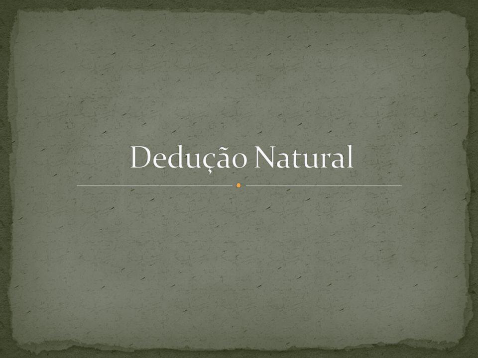 Dedução Natural