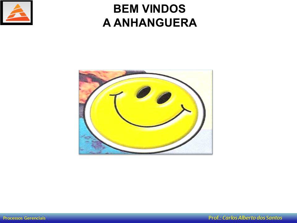 BEM VINDOS A ANHANGUERA