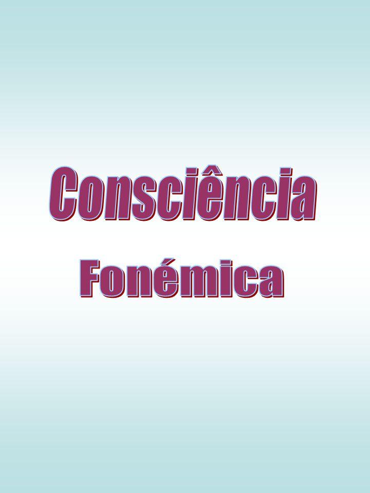Consciência Fonémica