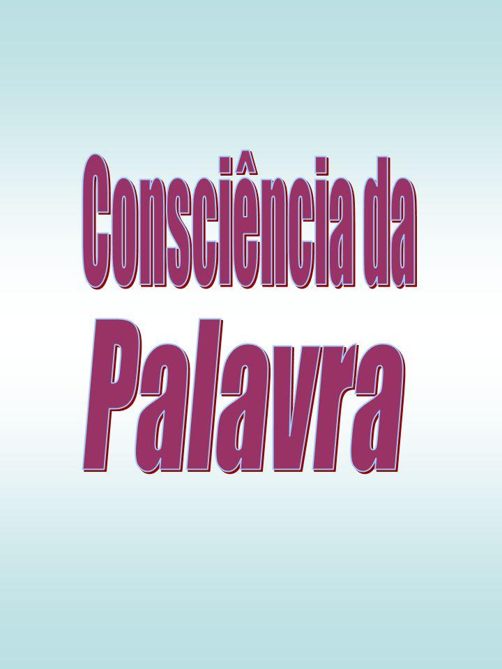 Consciência da Palavra