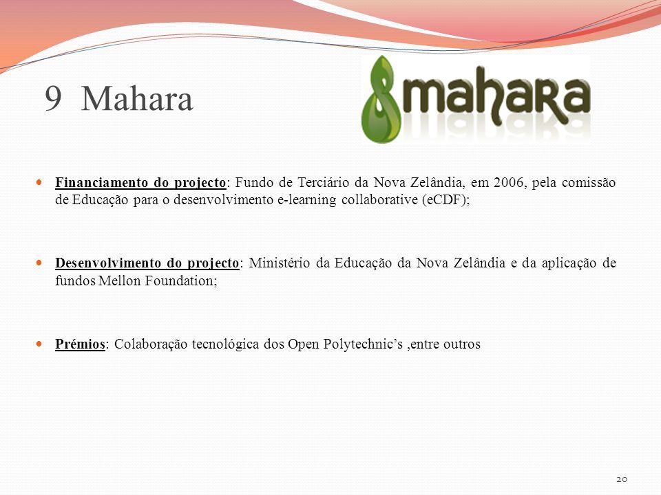 9 Mahara