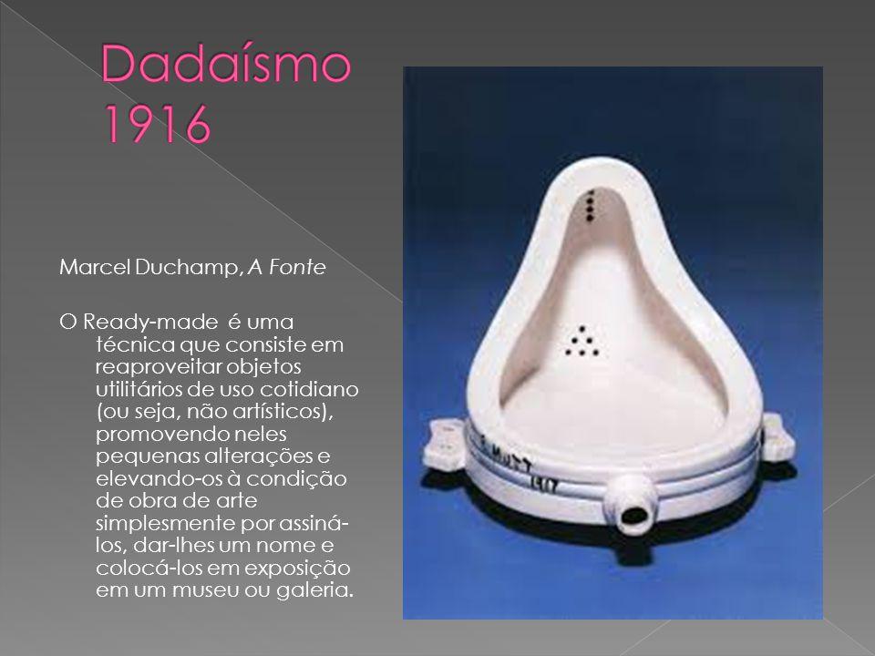 Dadaísmo 1916
