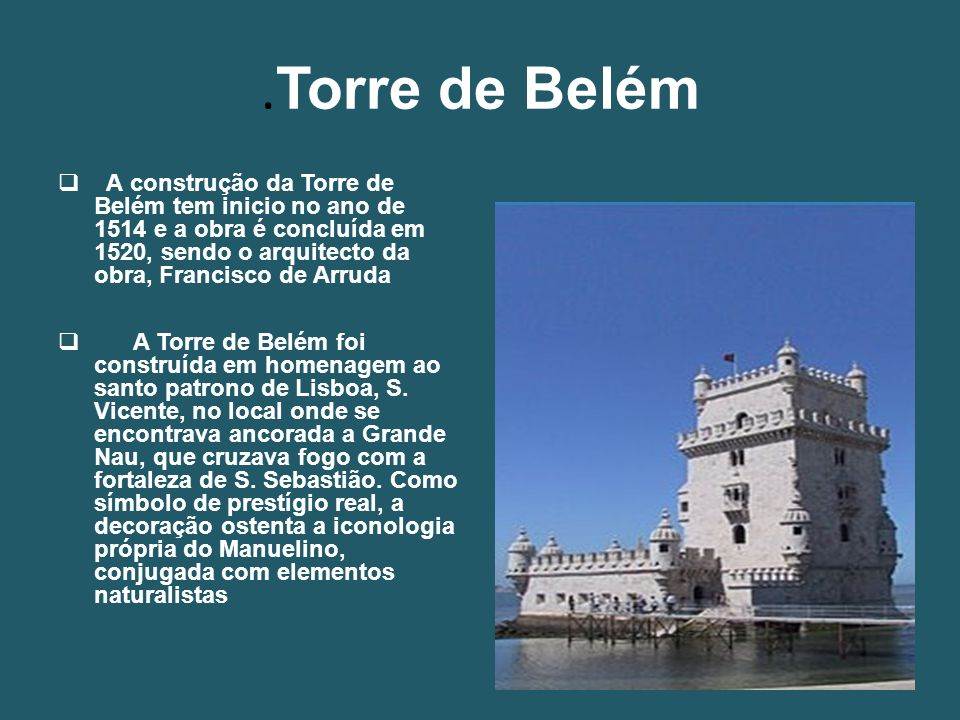 .Torre de Belém