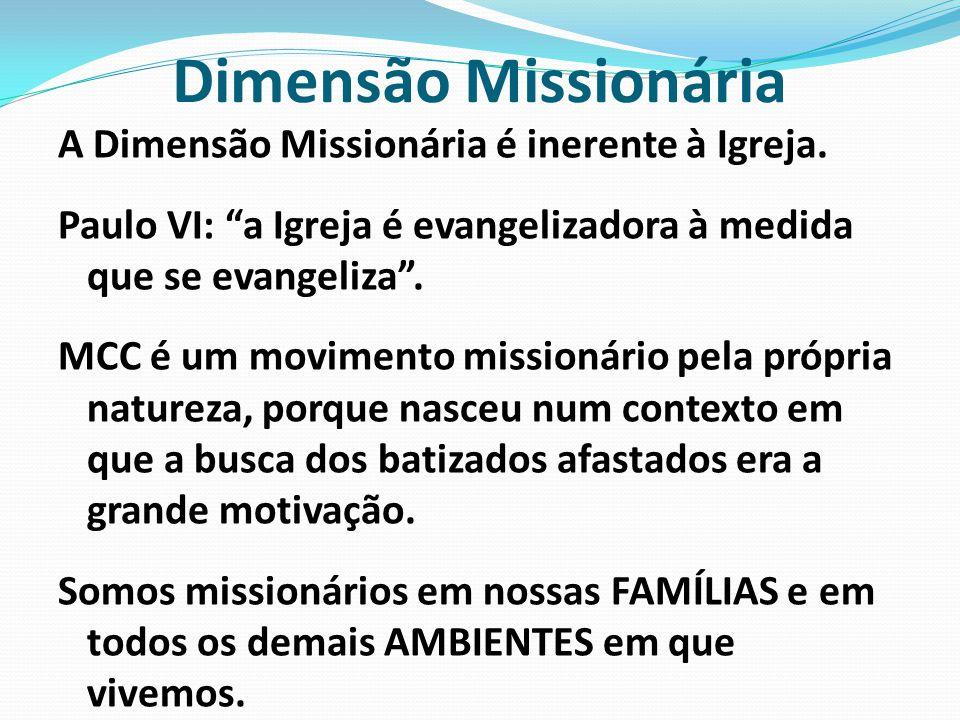Dimensão Missionária