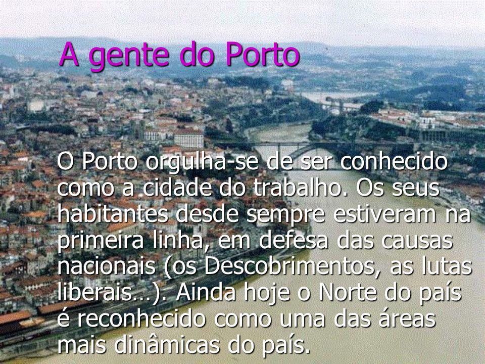 A gente do Porto