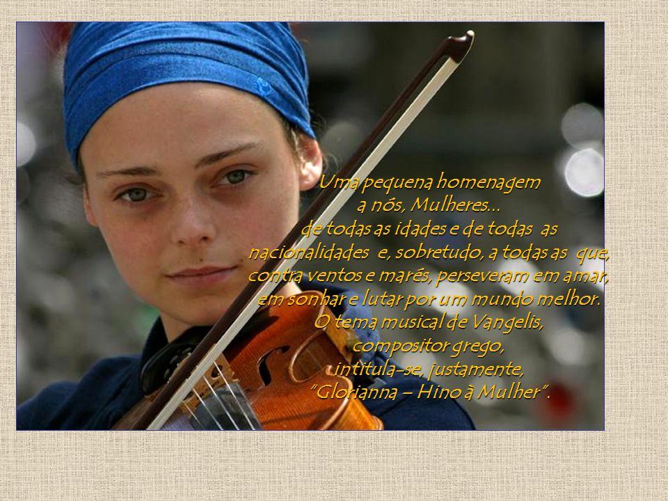 O tema musical de Vangelis, compositor grego, intitula-se, justamente,
