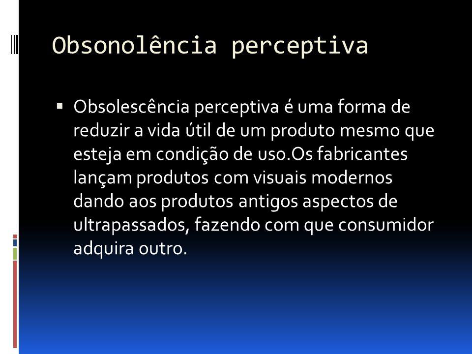 Obsonolência perceptiva