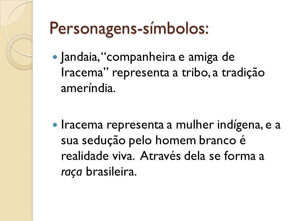 Personagens-símbolos: