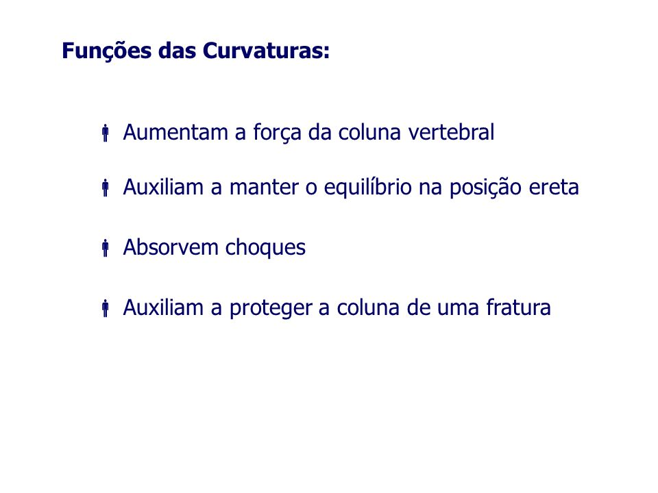Funções das Curvaturas: