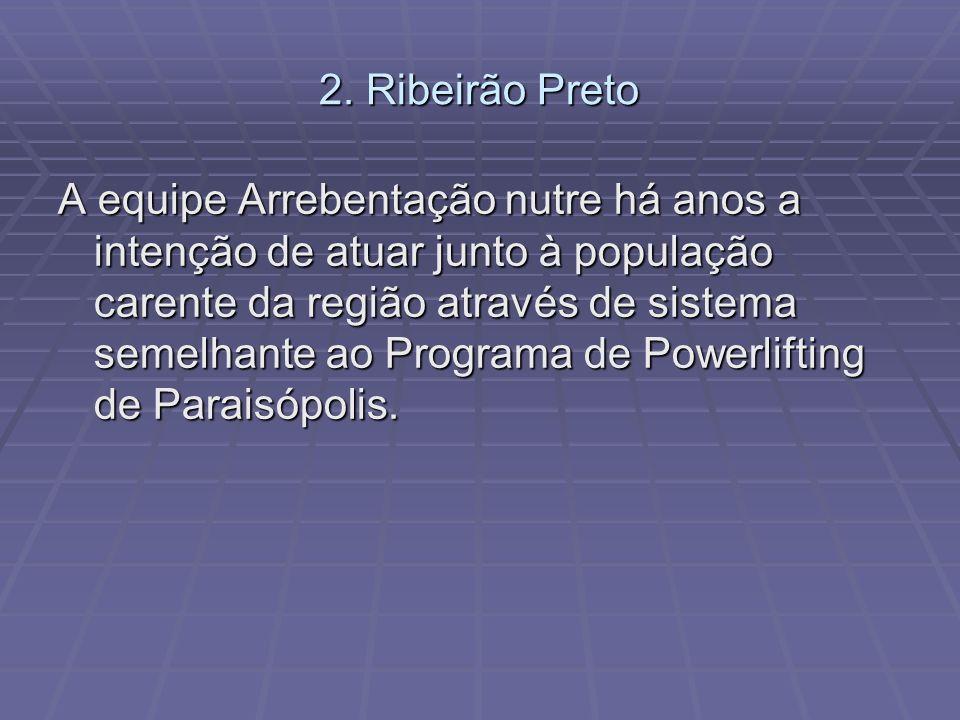 2. Ribeirão Preto