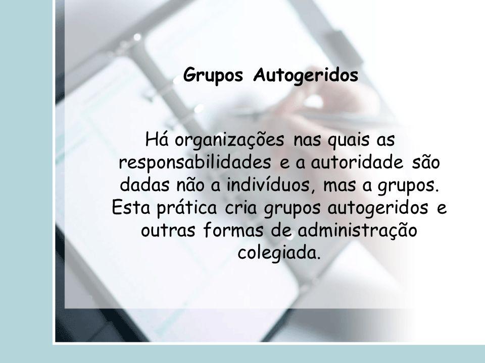 Grupos Autogeridos