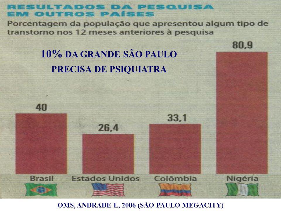 OMS, ANDRADE L, 2006 (SÃO PAULO MEGACITY)