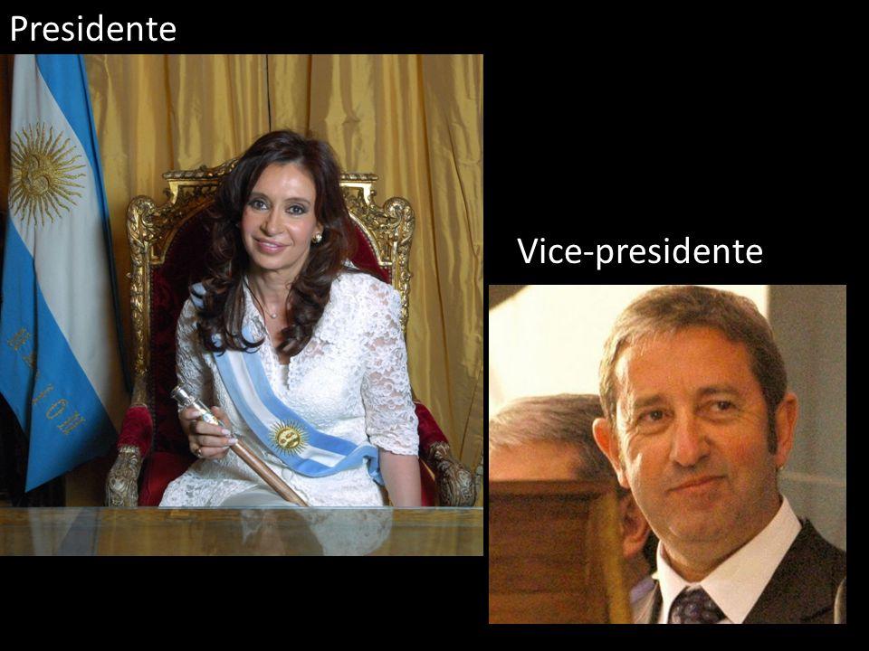 Presidente Vice-presidente