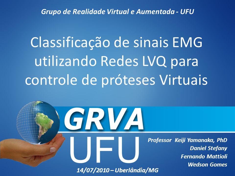 Grupo de Realidade Virtual e Aumentada - UFU