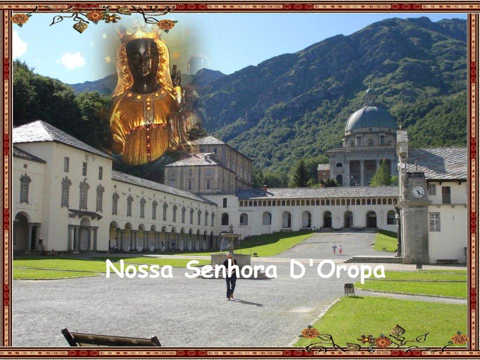 Nossa Senhora D Oropa