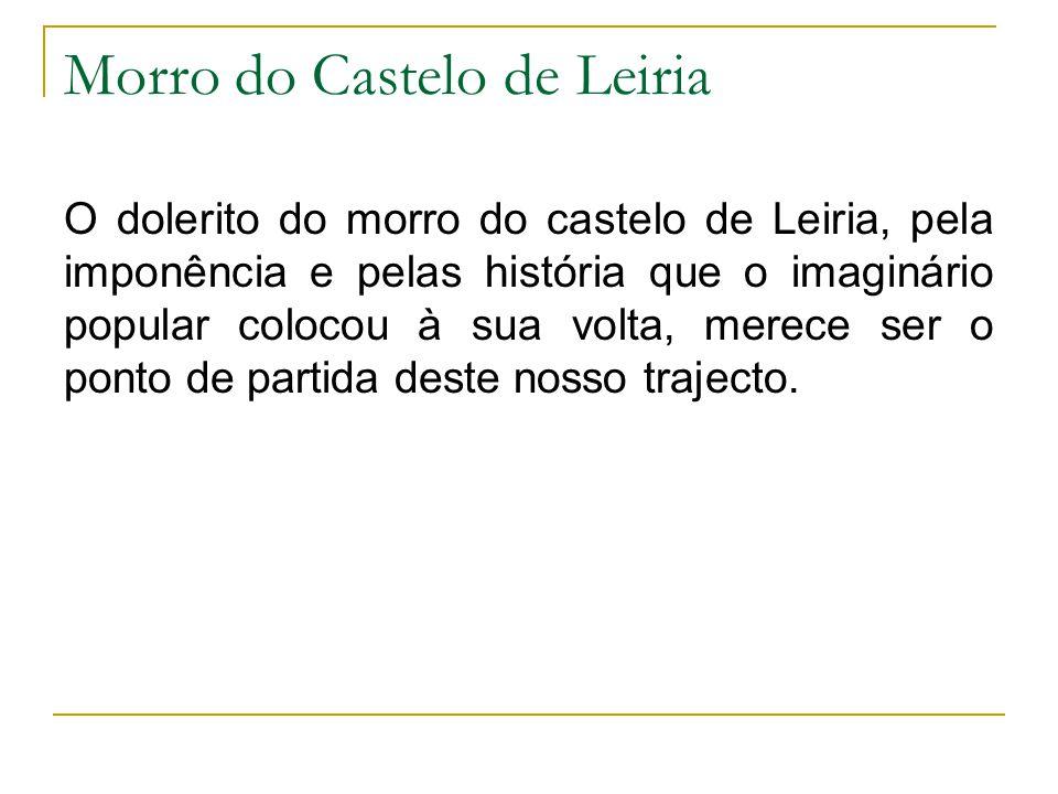 Morro do Castelo de Leiria