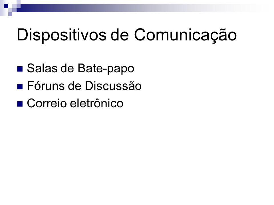 Dispositivos de Comunicação