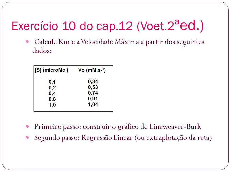 Exercício 10 do cap.12 (Voet.2ªed.)