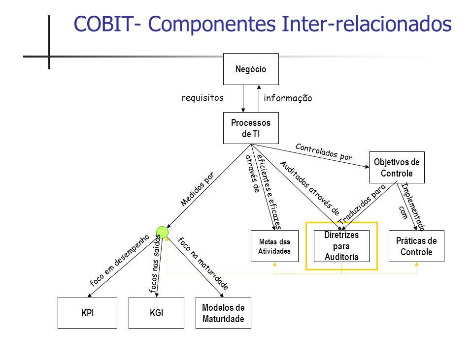 COBIT- Componentes Inter-relacionados