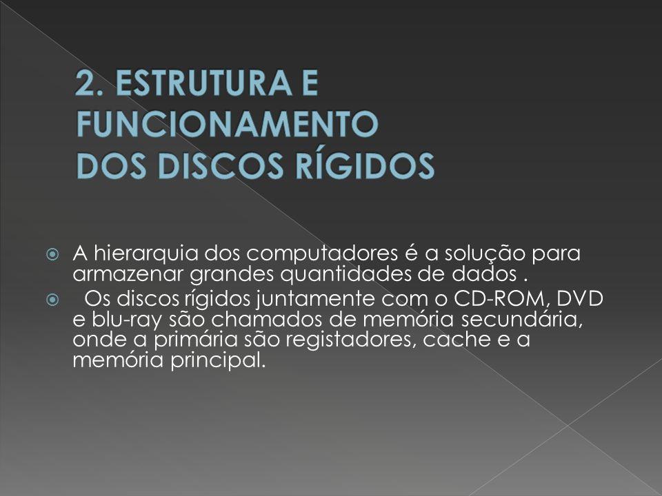 2. ESTRUTURA E FUNCIONAMENTO DOS DISCOS RÍGIDOS