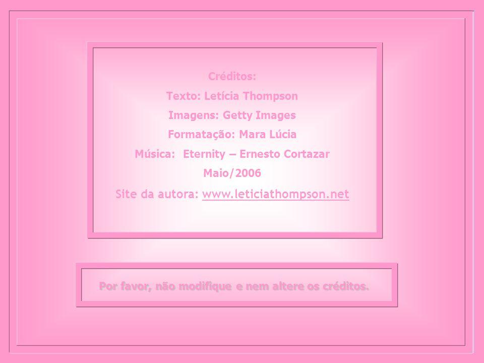 Site da autora: www.leticiathompson.net